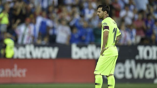 Barcelona and Real Madrid struggles reflect the most open La Liga in years