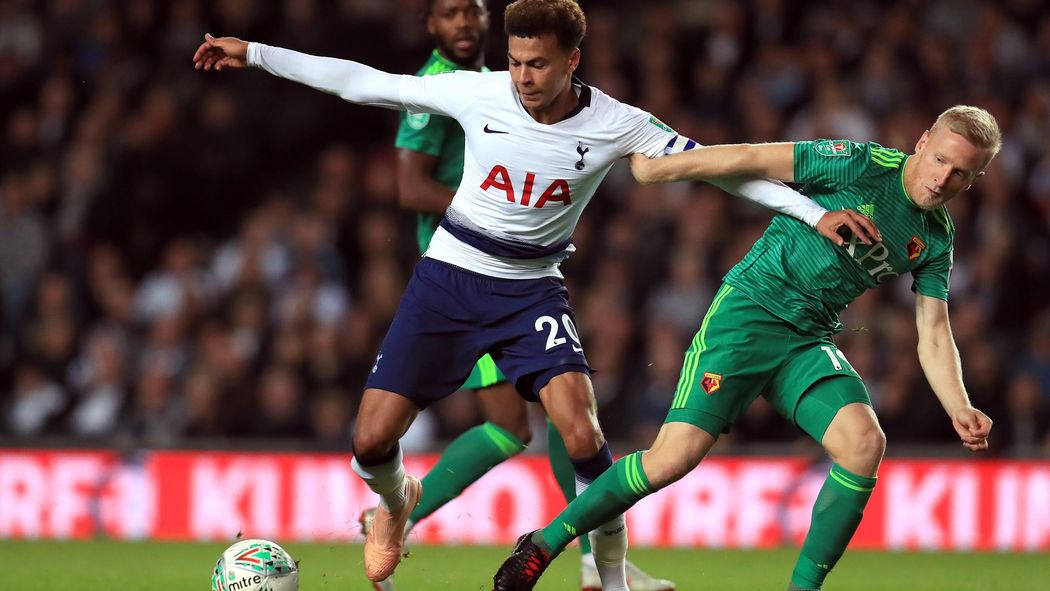 fbfa5d85b09 Mauricio Pochettino  Gareth Bale and Dele Alli were lucky finds for  Tottenham
