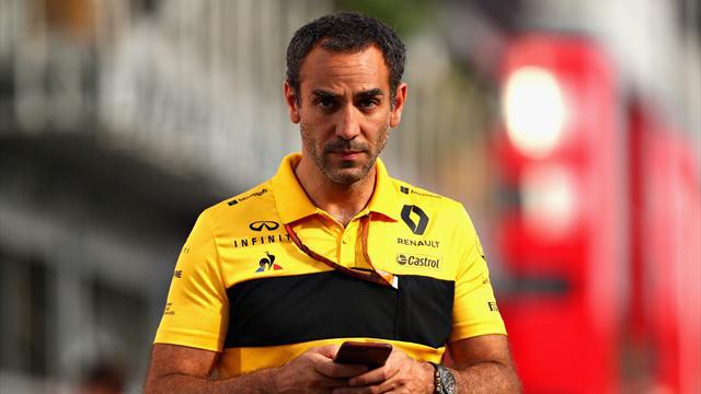 Renault a encore plus de 50 chevaux à trouver pour rivaliser avec le Ferrari