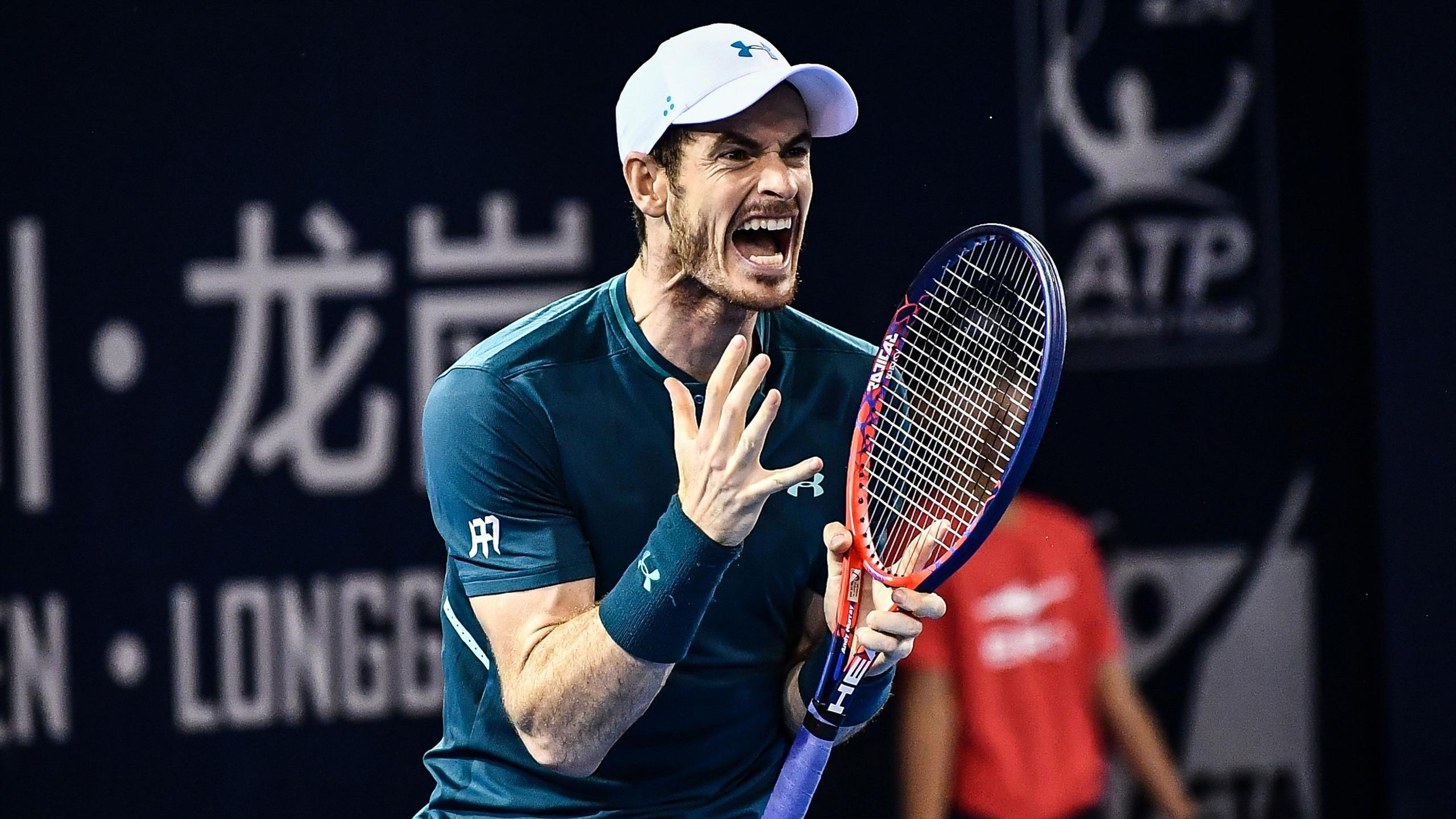 Saison À 1 Tennis Sa Un Andy Murray L'ex Mondial Met Terme N aUqWZBO