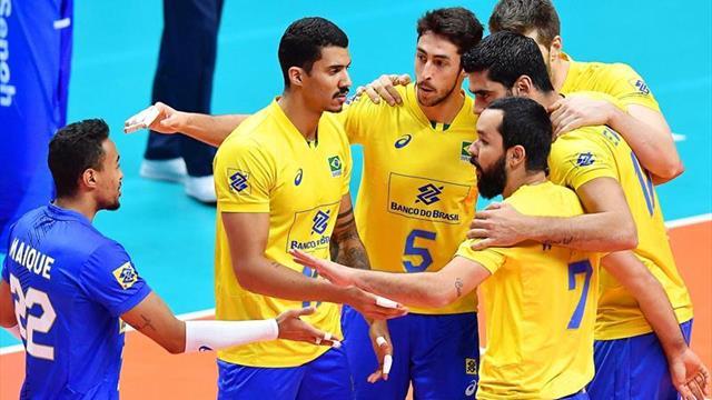 Brasil pone fin a invicto de EEUU y pasa a semifinales como primero del grupo
