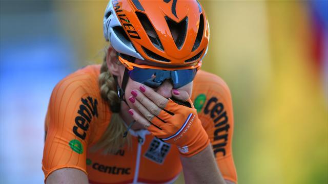 Mondiaux de Cyclisme 2018 : Anna van der Breggen championne du monde !