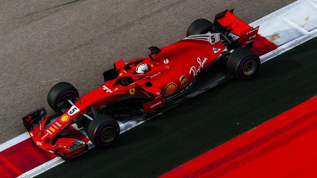Ferrari Speed Lässt Zweiter Kontrollsensor Den Powervorteil