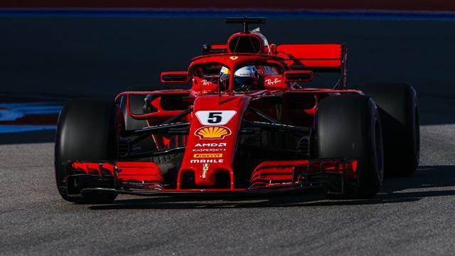 Huitième tour : l'instant où Vettel a (probablement) perdu le titre en percutant Verstappen