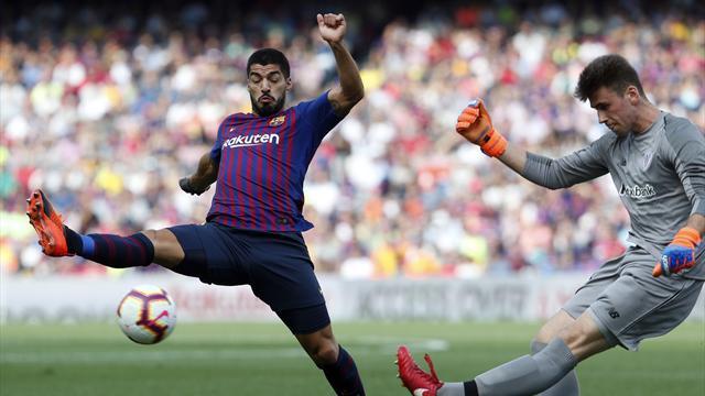 Le Barça sur un fil