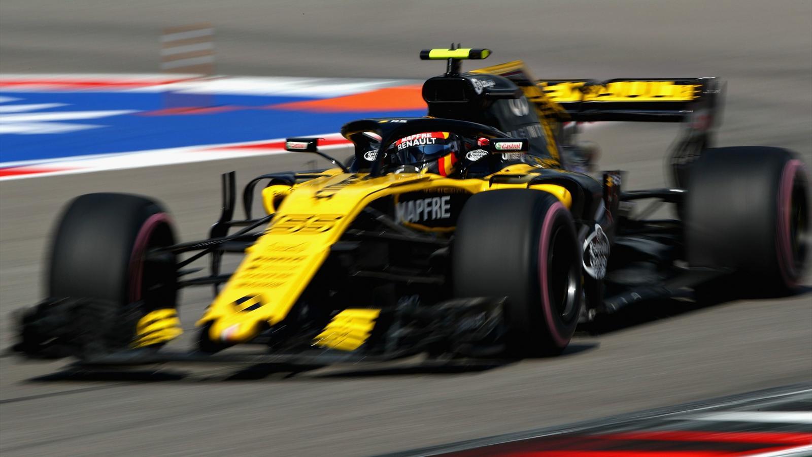 Renault justifie sa strat gie controvers e en qualification grand prix de russie 2018 - Formule vitesse de coupe ...