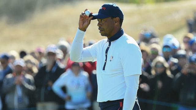Woods 'p****d off' as inexplicable Ryder Cup record continues