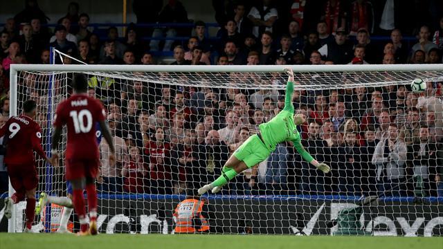 Chelsea-Liverpool maçında kazanan yok