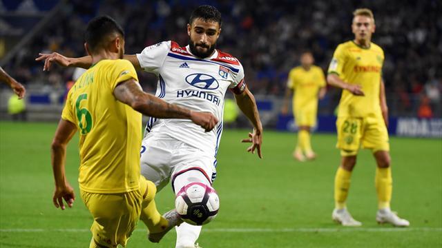 Coup d'arrêt pour Lyon, Guingamp se décoince enfin