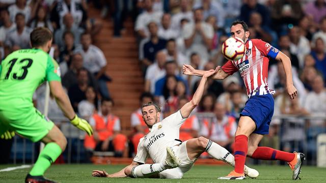 Le pagelle di Real Madrid Atletico Madrid 0-0