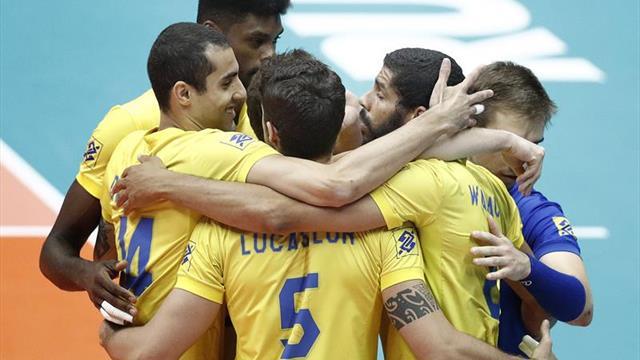 Brasil y Polonia se enfrentará por tercera vez en la final del Mundial