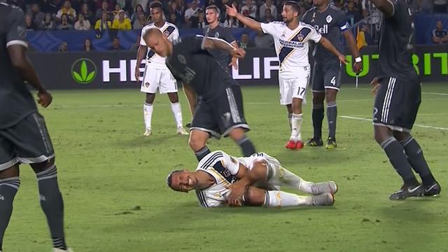 Ibrahimovic et Alessandrini buteurs, le Galaxy s'accroche au Top 6
