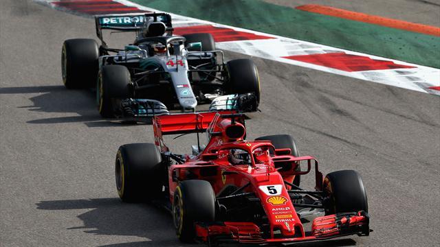"""""""Optimierung stoppen"""": Formel 1 plant Regeländerung am Freitag"""