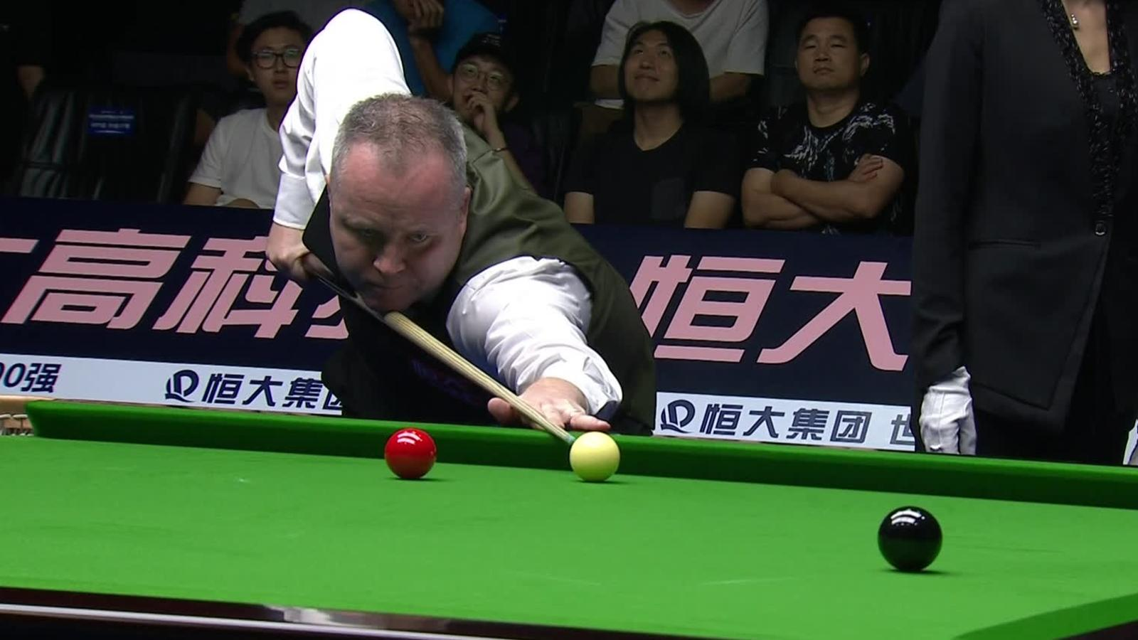 Snooker news - John Higgins and Judd Trump ease through to ...