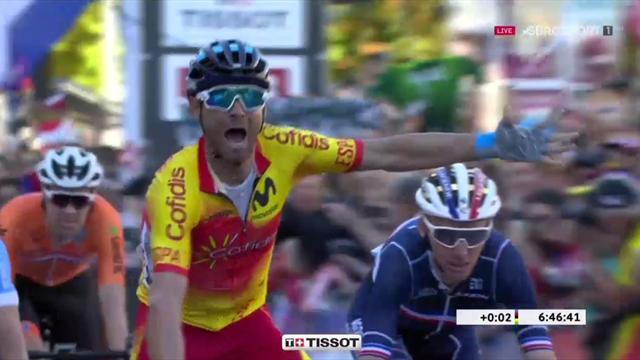 Mundiales 2018: Alejandro Valverde, campeón del mundo en Innsbruck