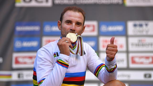 Mundiales 2018: El mundo del deporte se rinde a la heroicidad de Alejandro Valverde