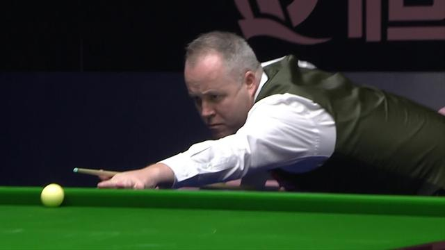 Huge tension as crucial frame 17 goes down to nailbiting final black