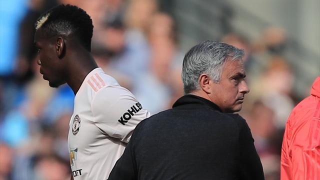 Une seule solution pour Manchester United et Mourinho : le rebond