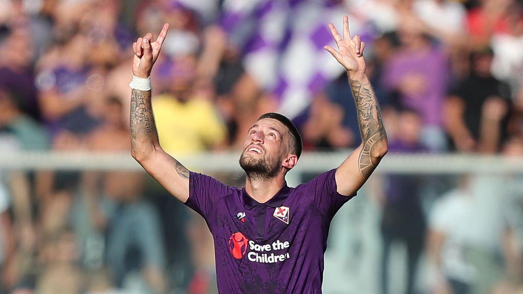 Le pagelle di Fiorentina-Atalanta 2-0 - Serie A 2018-2019 - Calcio -  Eurosport 04a9af8886528