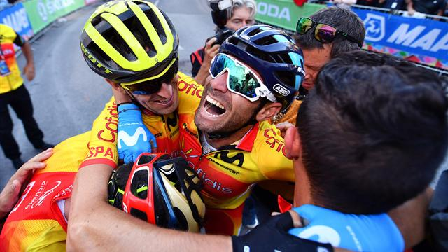 How The Race Was Won: Alejandro Valverde makes history in Austrian epic