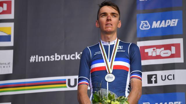 Thibaut Pinot s'impose sur le Tour de Lombardie