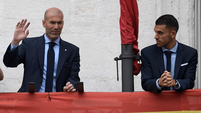 Ceballos, lui, ne regrette pas Zidane
