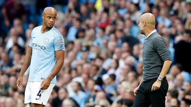 Paper Round: Barcelona want City captain Kompany on a free