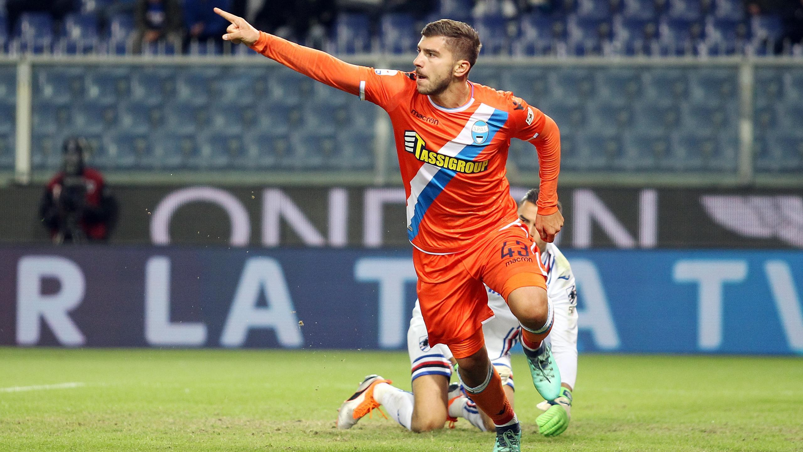 Terza Maglia Sampdoria NICOLA MURRU