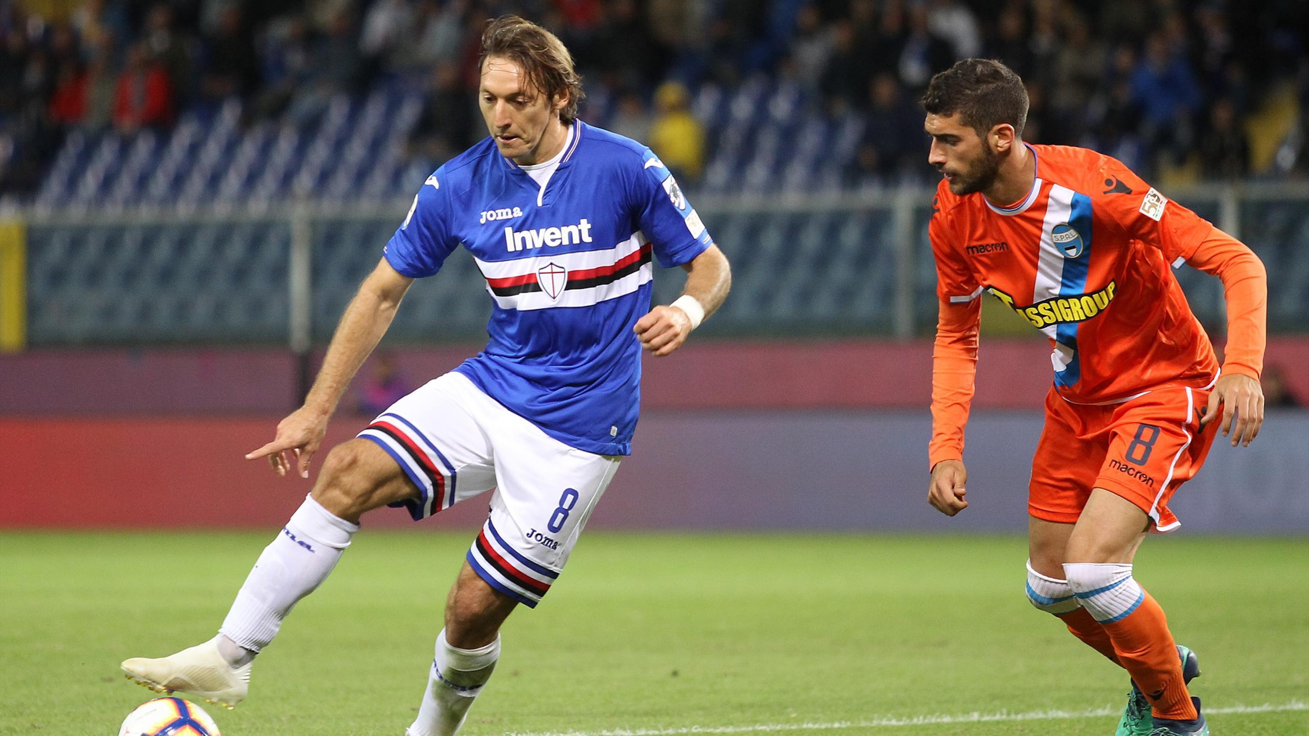 Terza Maglia Sampdoria LORENZO TONELLI