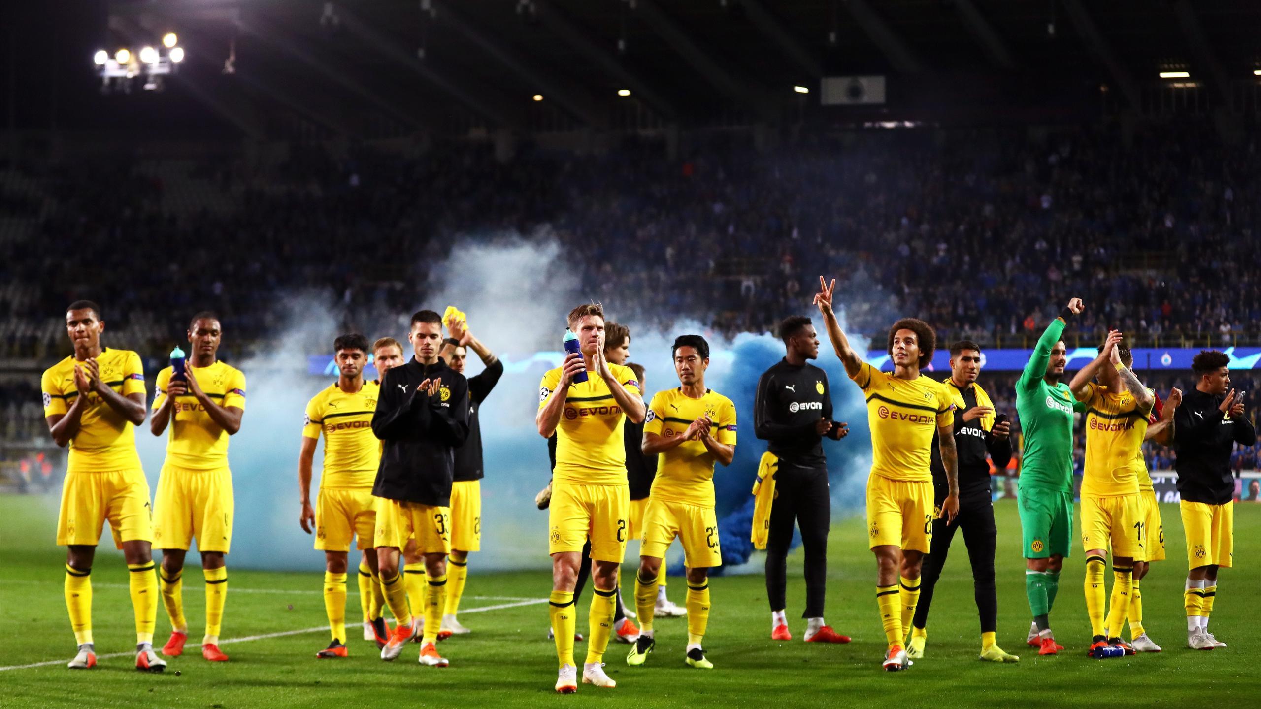 Spiel Bvb Monaco