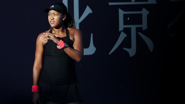 Osaka qualifiée pour son premier Masters