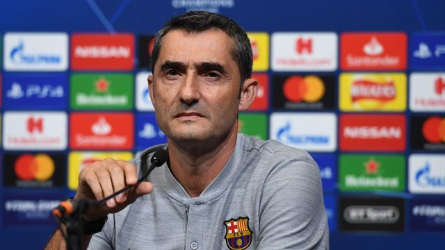 Declaraciones de Valverde tras el entrenamiento sobre su continuidad