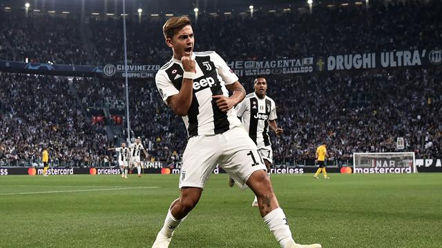 Dybala nets hat-trick as Juve maintain perfect start