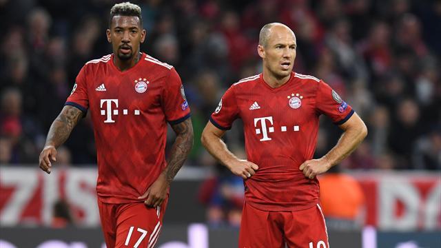 Le Bayern a été chahuté par l'Ajax