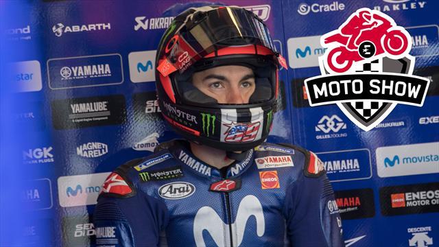 Forme de Rossi, défaillances mentales et problèmes techniques : pourquoi Viñales reste dans l'ombre