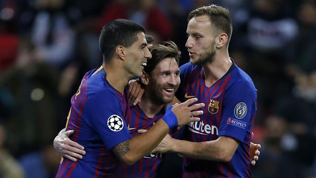 Messi redonne le sourire au Barça