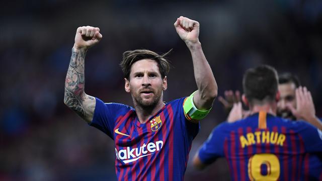 Messi y Umtiti entran en la convocatoria ante el Betis; Dembélé se cae