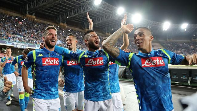 Sorry Liverpool sunk by late Insigne winner