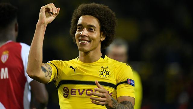 """BVB-Star Witsel: """"Meisterschaft wird im Kopf entschieden"""""""