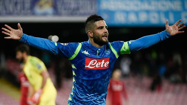 Assalto del Liverpool per Lorenzo Insigne: il Napoli rifiuta 70 milioni