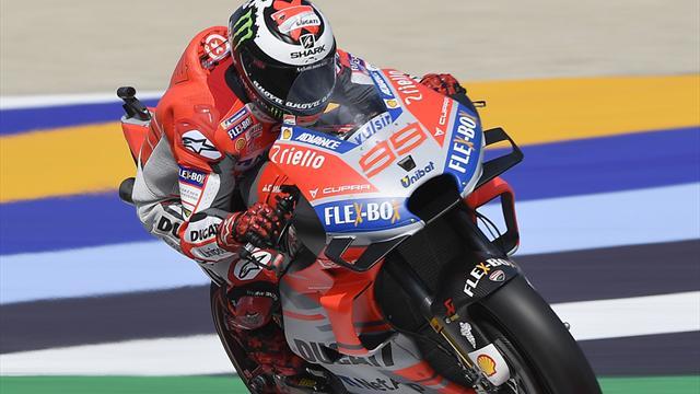 """Lorenzo gesteht: Nach Ducati-Aus """"sehr knapp vor Rücktritt"""""""