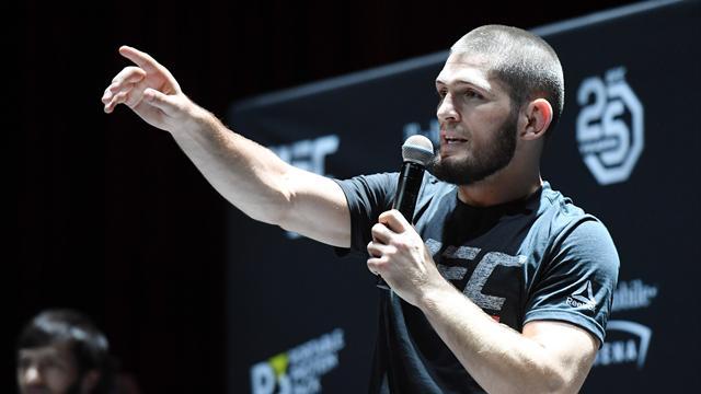 Хабиб – UFC: «Пока не решите проблемы моей команды – вообще не звоните мне»