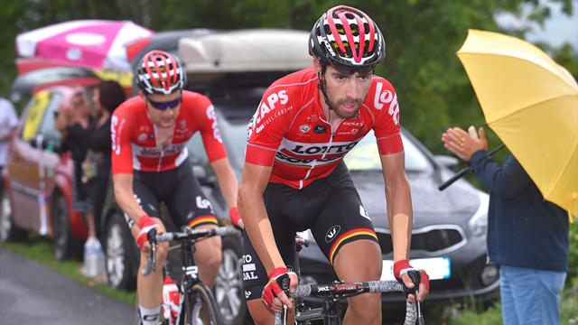 Blazin' Saddles: De Gendt and Wellens vow to ride home after Il Lombardia