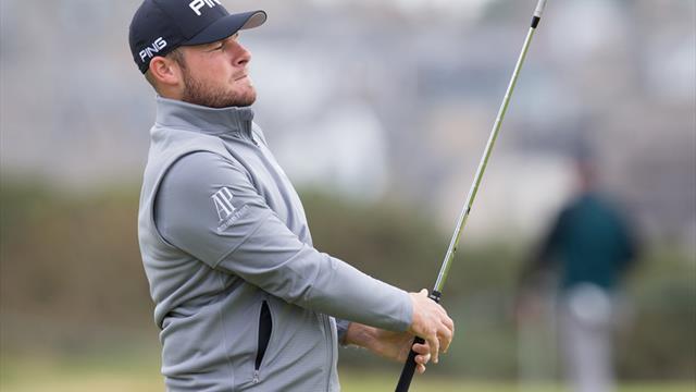 Abschlag von Hatton: Erneut Zuschauerin von Golfball getroffen
