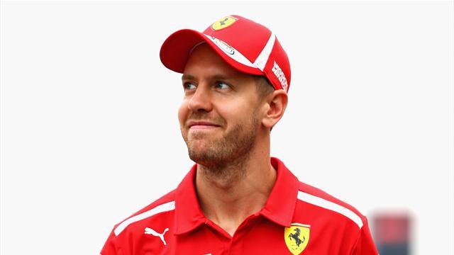 """Vettel : """"Abandonner n'est pas une option"""""""
