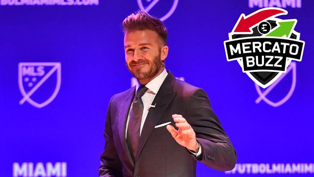 Pour son nouveau club, Beckham vise une star de Ligue 1