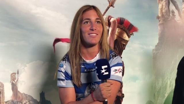 """Marina Bravo, diploma olímpico en Río en rugby 7: """"En Tokio podríamos superar ese séptimo puesto"""""""