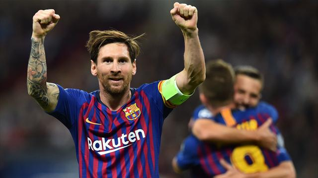 Messi medically cleared, returns to Barcelona squad to face Beits
