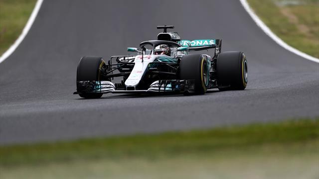 Hamilton auch in Japan Favorit - Wettquote 10,00 auf Vettel-WM-Wunder
