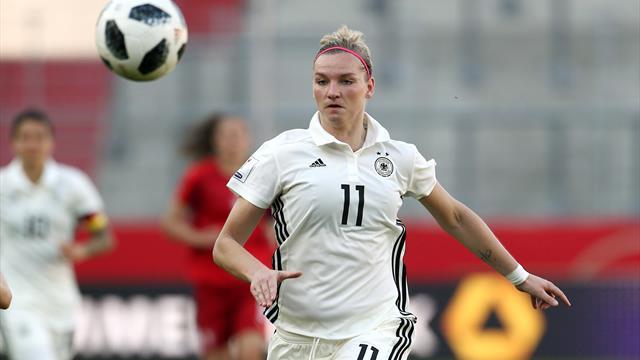 DFB-Damen mit neun Olympiasiegerinnen zur WM